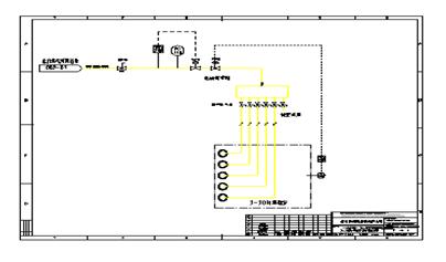 燃烧装置及自动控制系统共1套